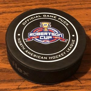 Other - 2019 Robertson Cup NAHL Hockey Puck